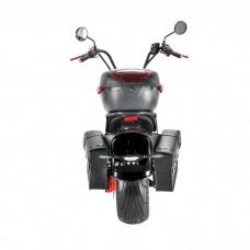 Электроскутер Citycoco WS Wild Wheel 3950W - Черный
