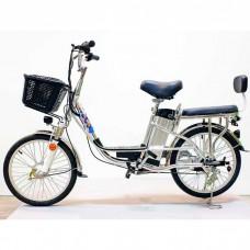 Электровелосипед GreenCamel Trunk-20
