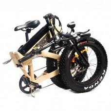 Электровелосипед Медведь 2.0 складной 750 (2020)