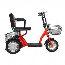 Складной электротрицикл Адьютант 300