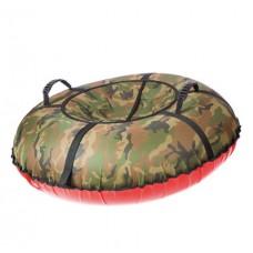 Санки надувные Ватрушка МТ Оксф принт 110 см