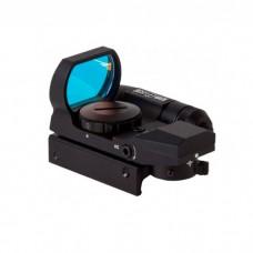 Коллиматорный прицел Sightmark Laser Dual Shot с ЛЦУ (SM13002)