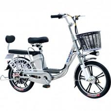 Электровелосипед GreenCamel Trunk-18